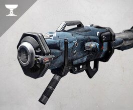 The Truth Exotic Rocket Launcher